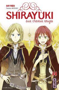 Shirayuki aux cheveux rouge...