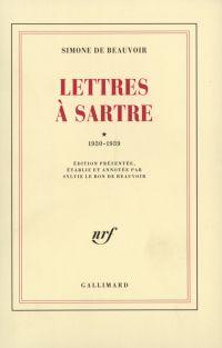 Lettres à Sartre