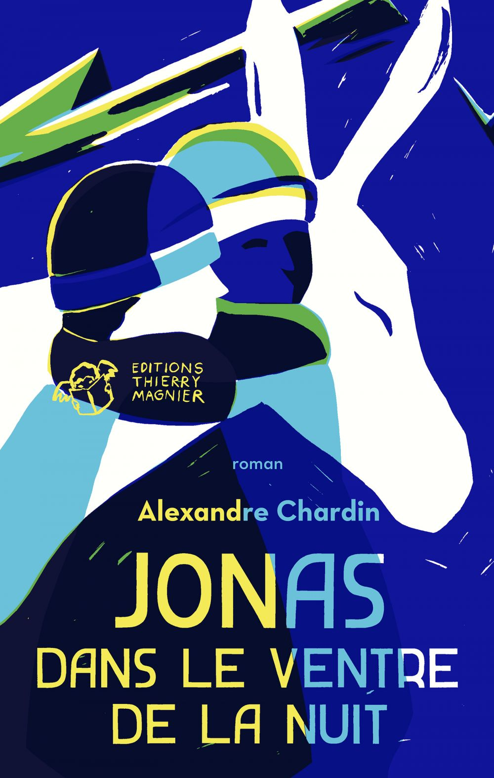 Jonas dans le ventre de la nuit   Chardin, Alexandre