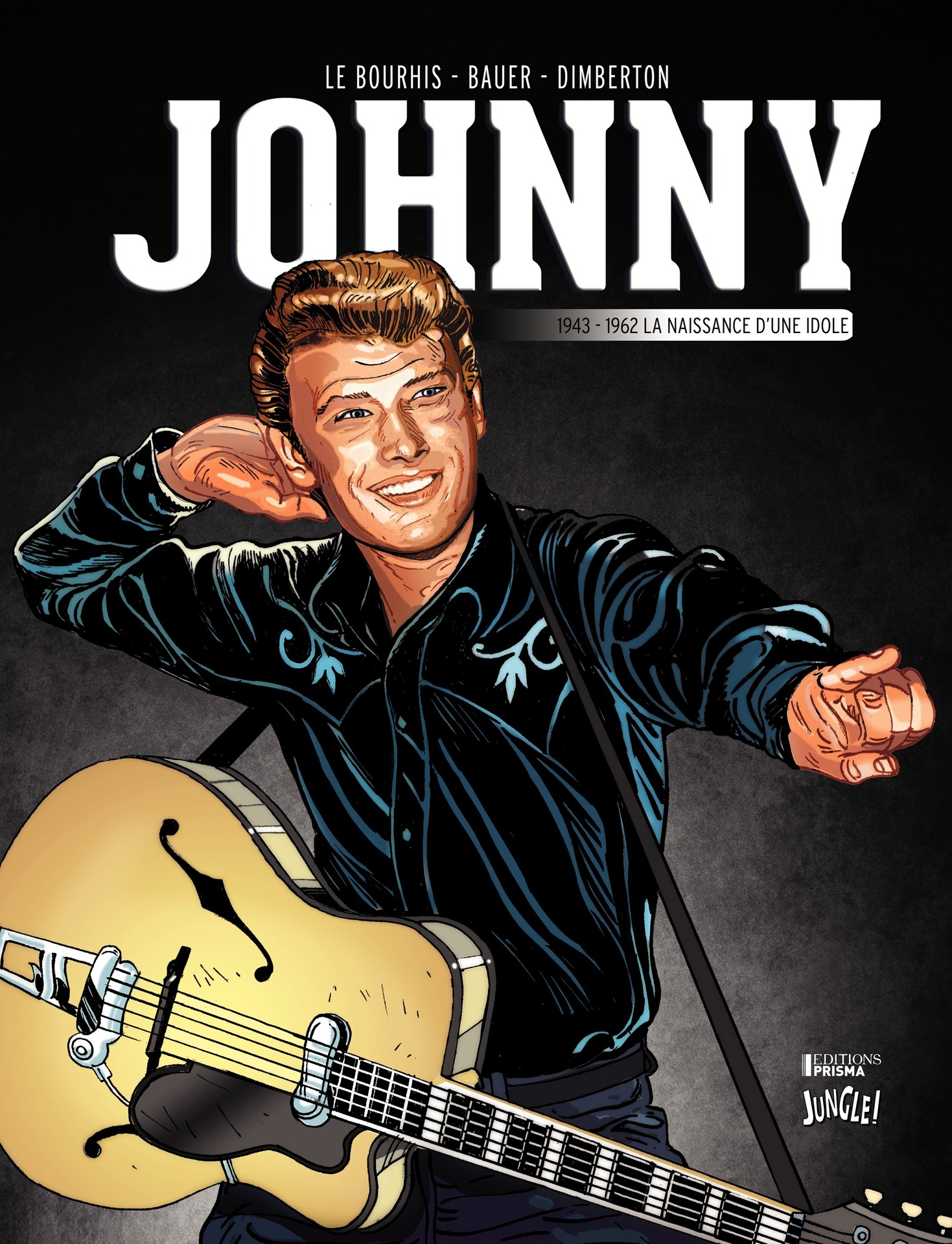 Johnny - Tome 1  