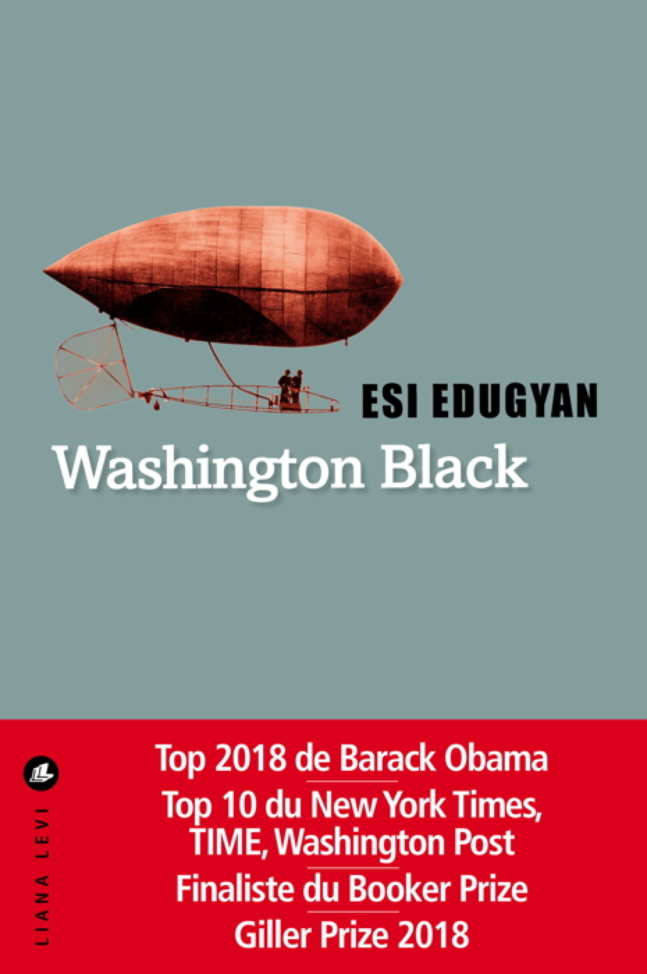 Washington Black | Edugyan, Esi