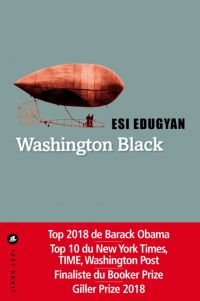 Washington Black | Edugyan, Esi. Auteur