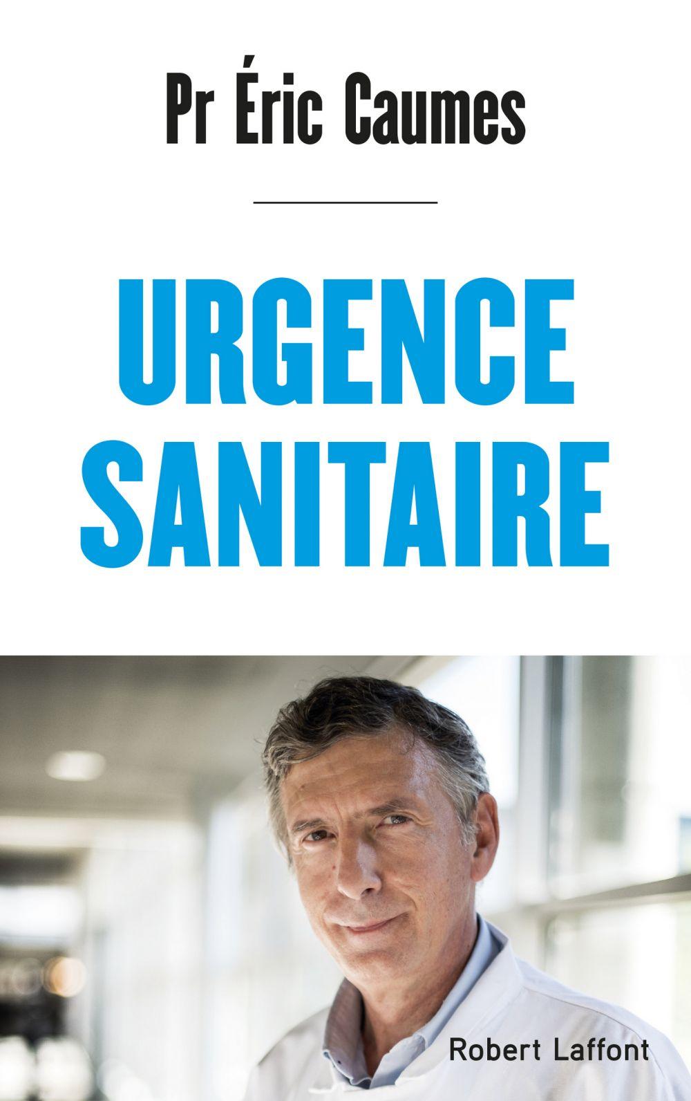 Urgence sanitaire | CAUMES, Éric. Auteur