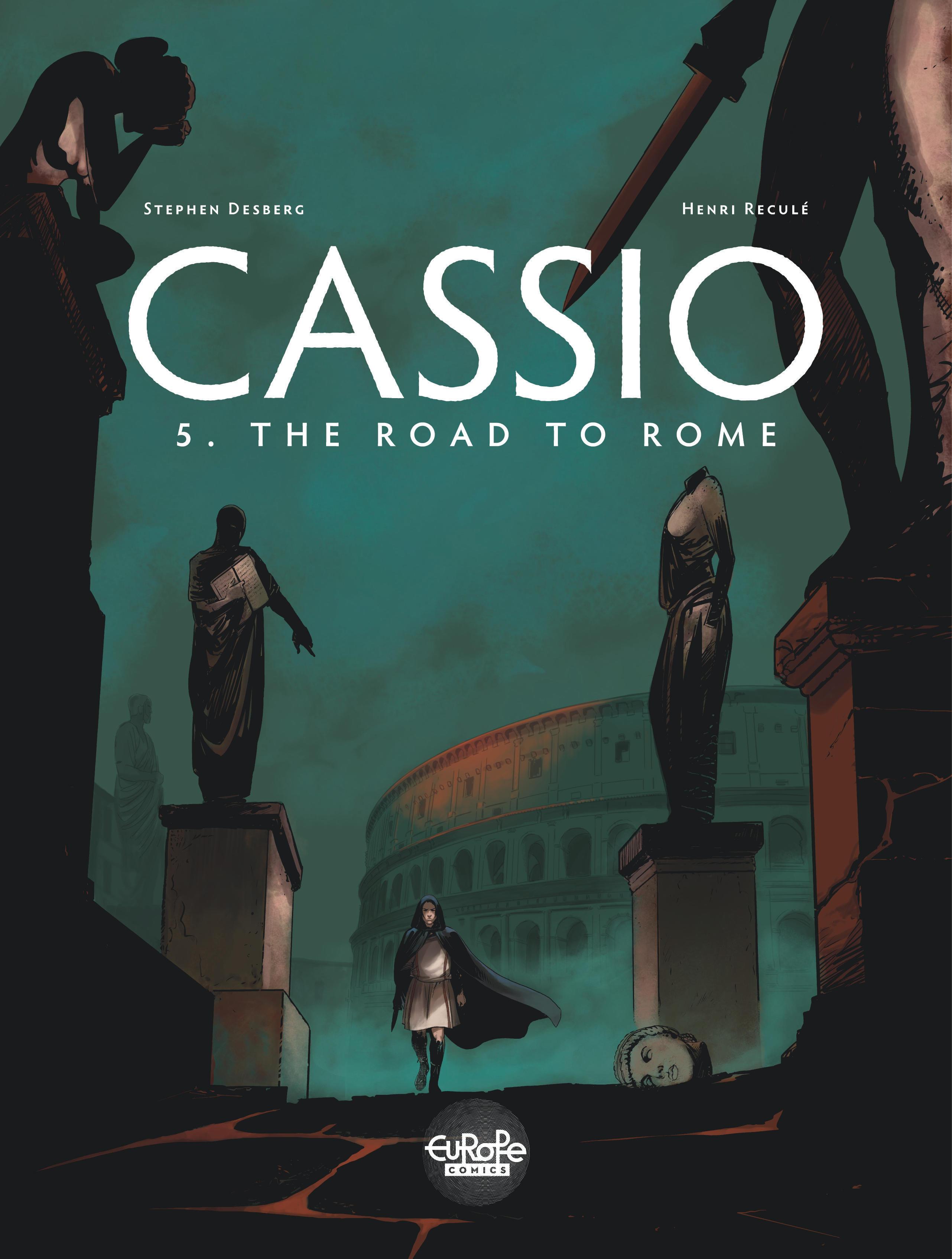 Cassio - Volume 5