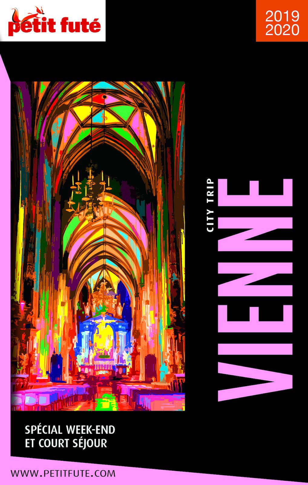 VIENNE CITY TRIP 2019/2020 City trip Petit Fut?