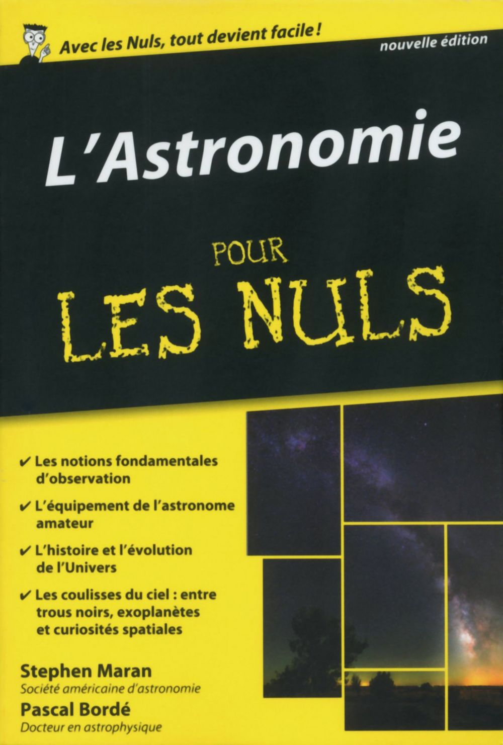 L'Astronomie pour les Nuls, édition poche | Maran, Stephen P.. Auteur