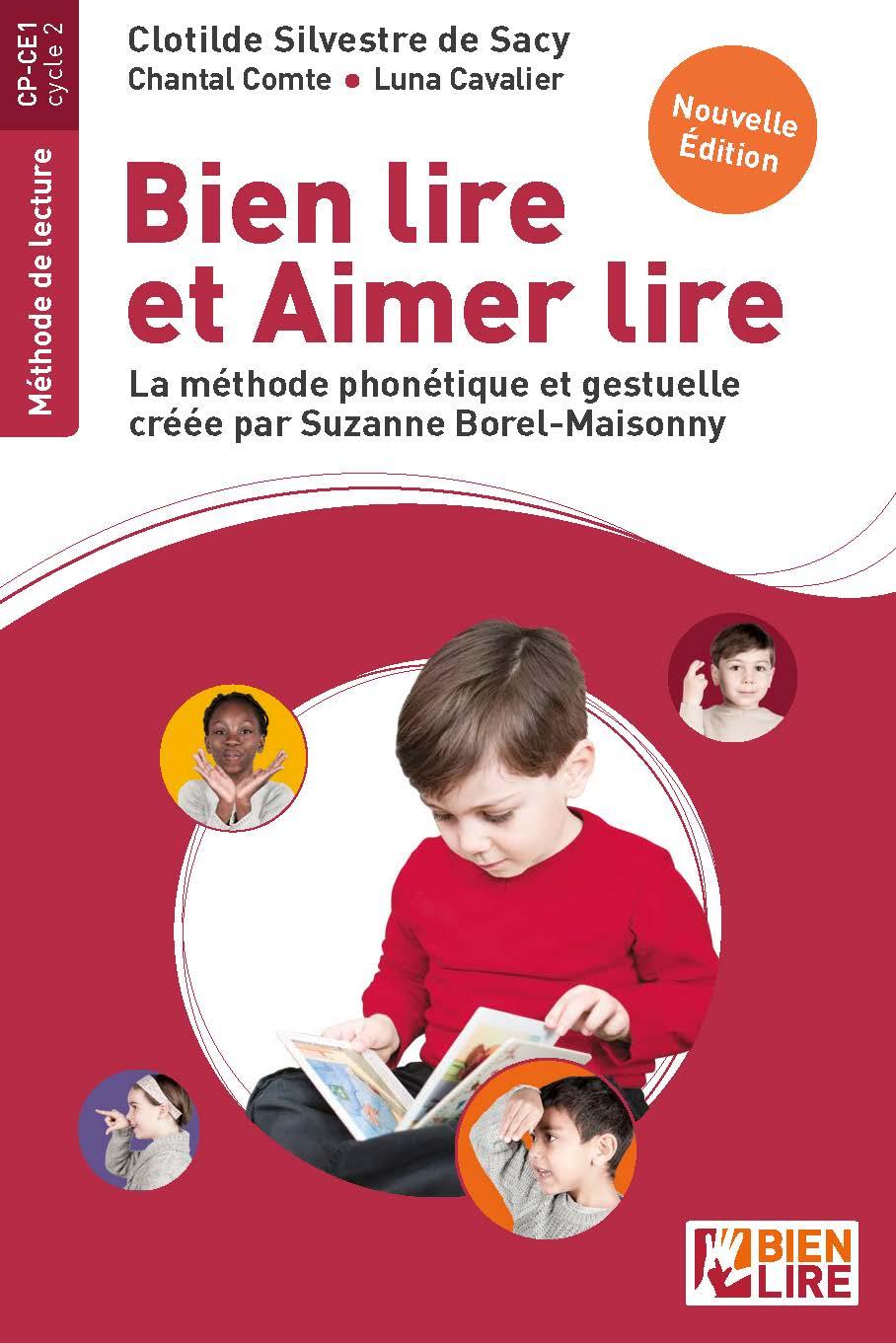 Bien lire et Aimer lire - Méthode de lecture CP/CE1