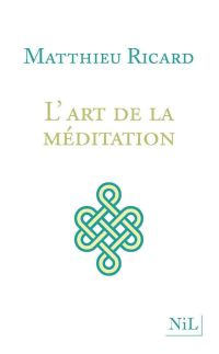 Image de couverture (L'Art de la méditation)