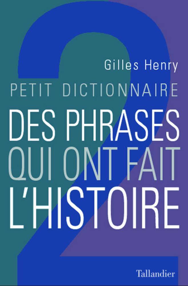 Petit dictionnaire des phra...