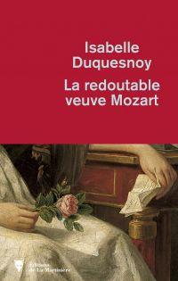 La redoutable veuve Mozart | Duquesnoy, Isabelle. Auteur