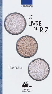 Le Livre du riz