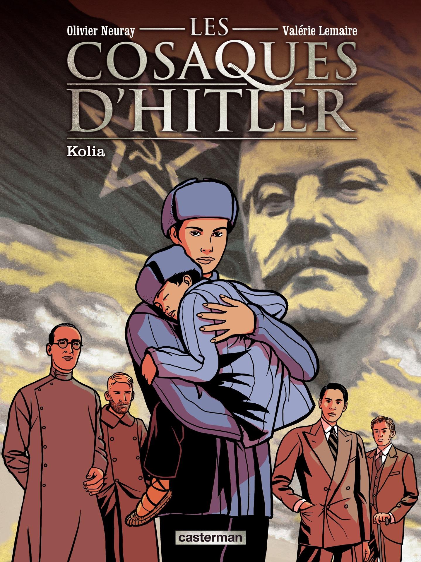 Les Cosaques d'Hitler (Tome 2) - Kolia