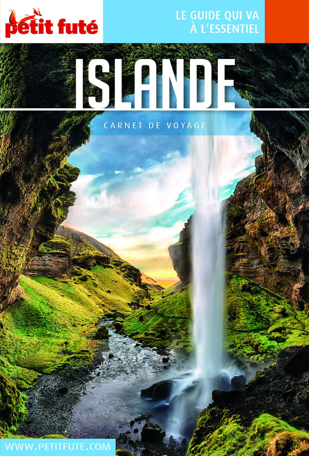 ISLANDE 2018 Carnet Petit Futé