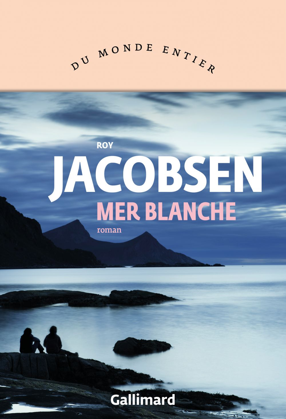 Mer blanche   Jacobsen, Roy. Auteur