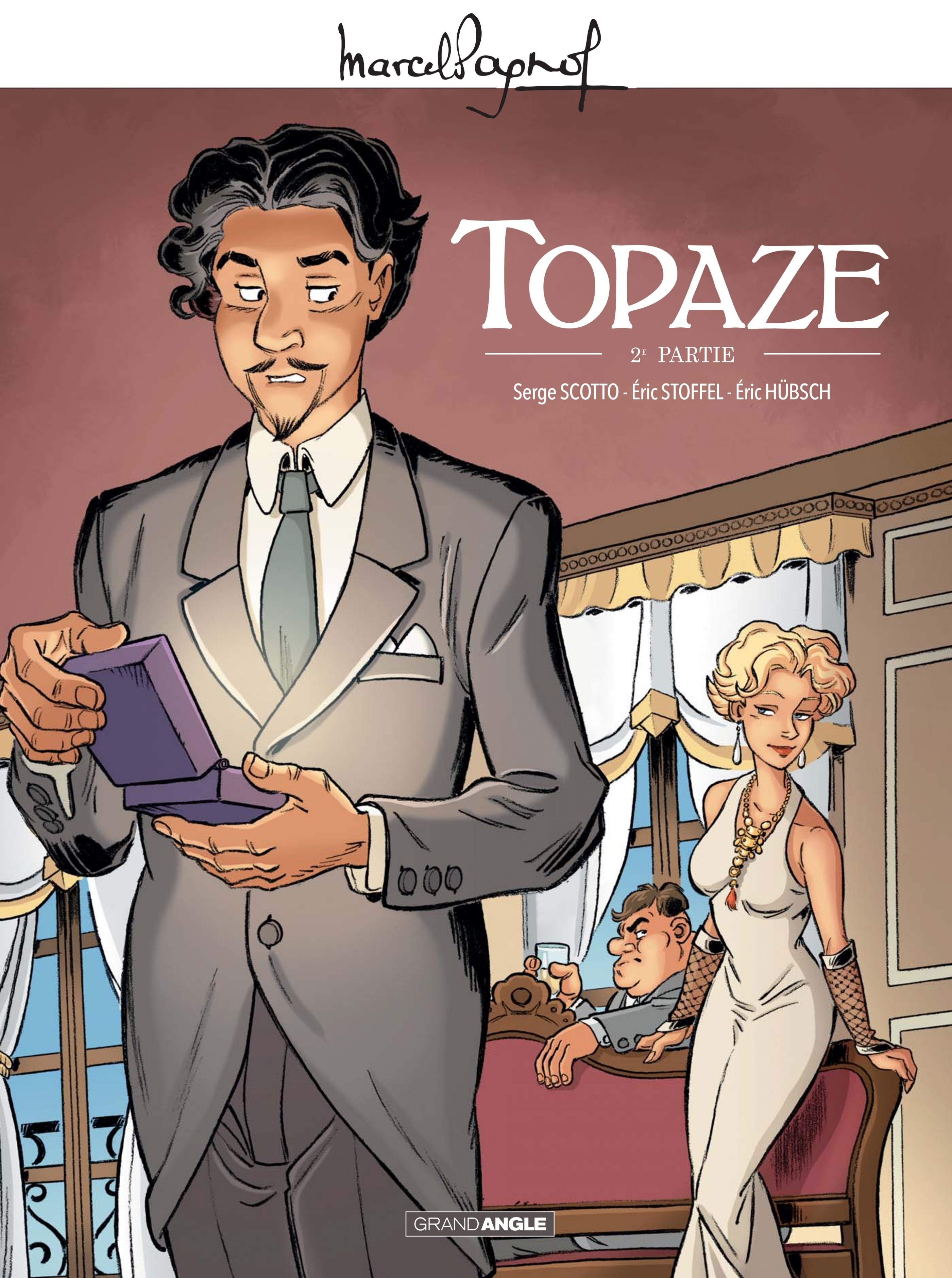 Topaze - Tome 2