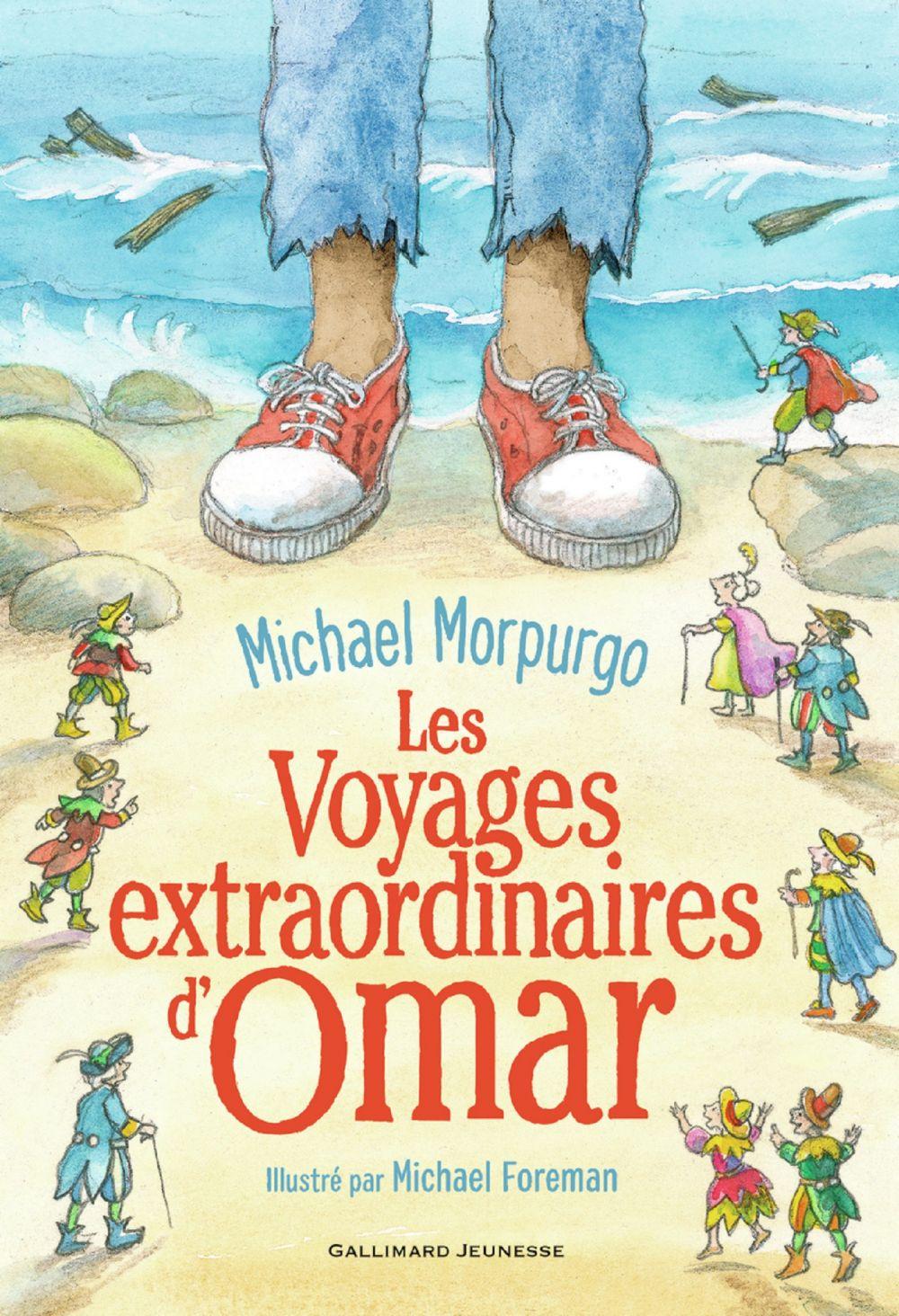 Les Voyages extraordinaires d'Omar | Morpurgo, Michael. Auteur