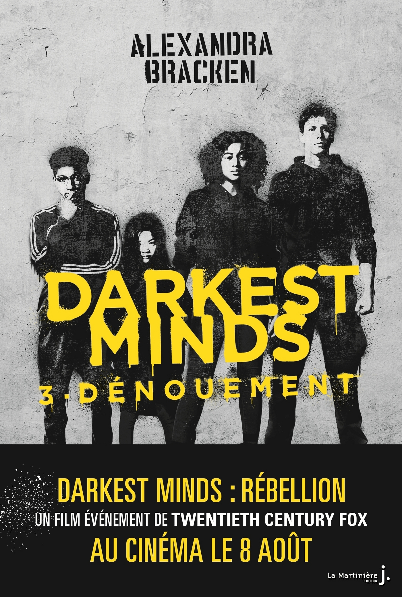Darkest Minds - tome 3 In the Afterlight | Bracken, Alexandra
