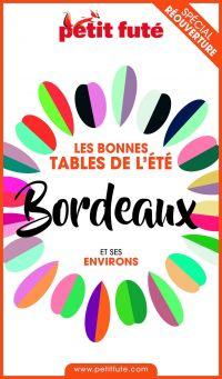 BONNES TABLES BORDEAUX 2020...