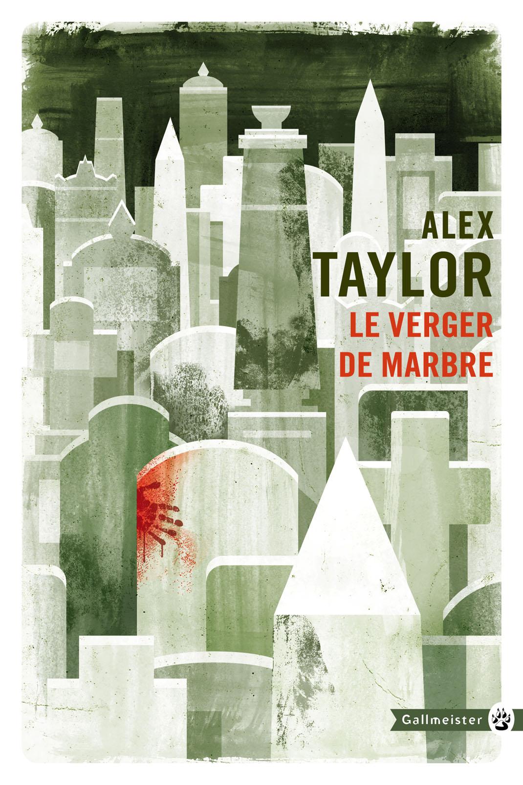 Le Verger de marbre | Taylor, Alex