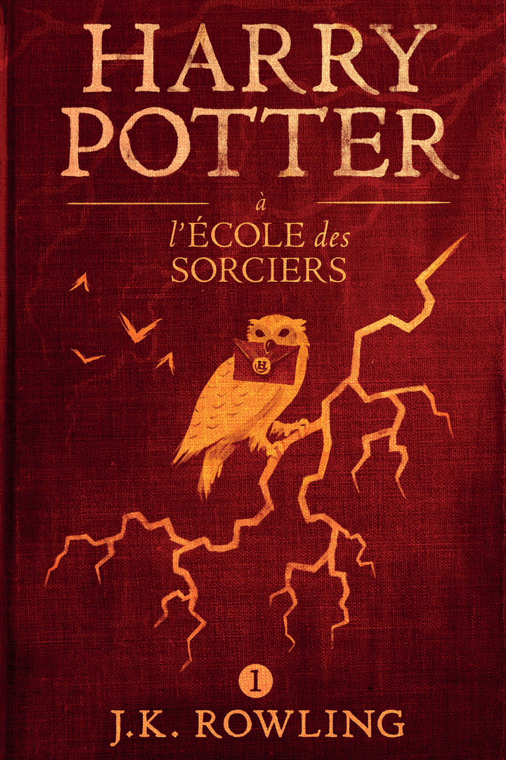 Harry Potter à L'école des Sorciers | Rowling, J.K.