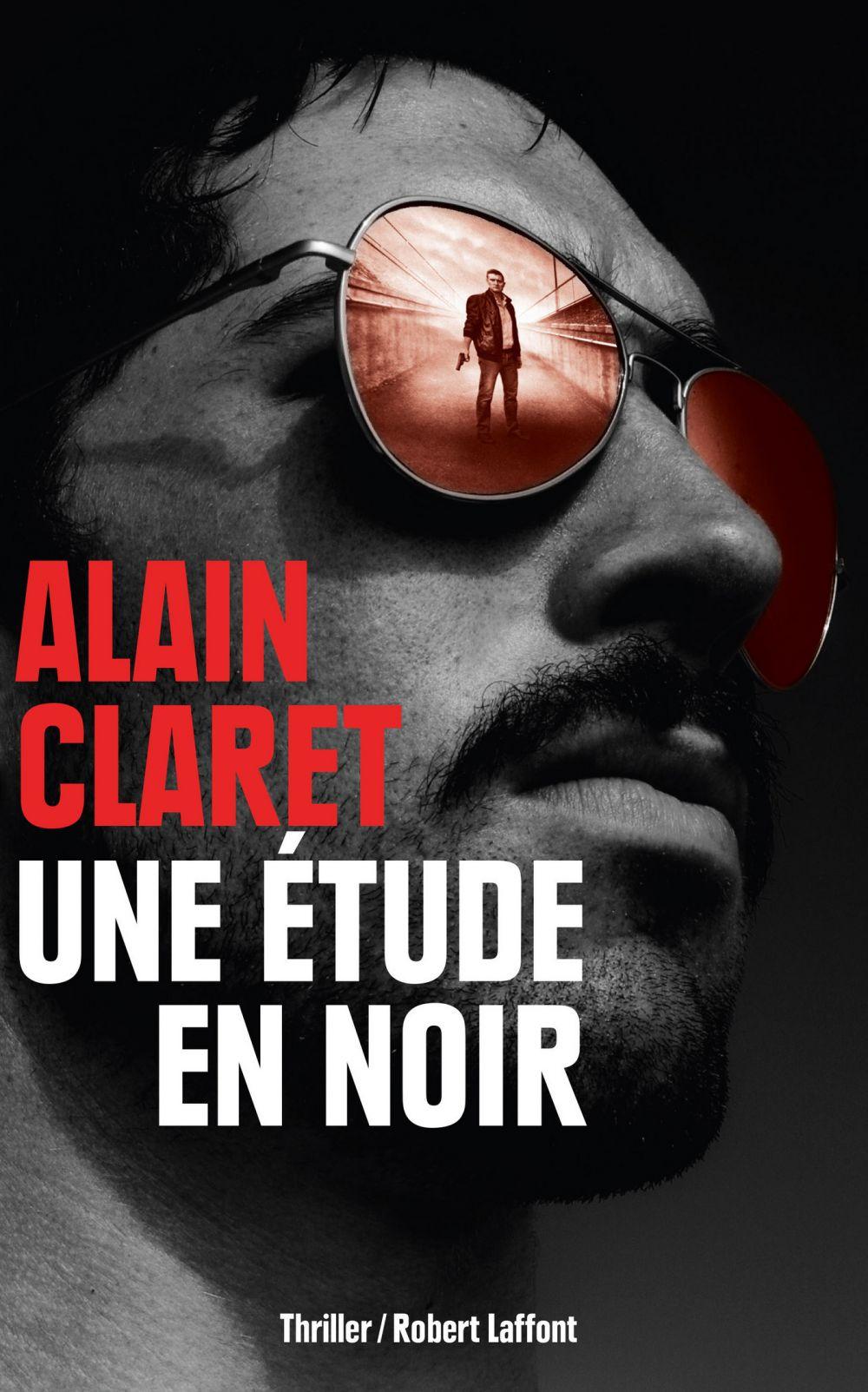 Une étude en noir | Claret, Alain (1956-....). Auteur