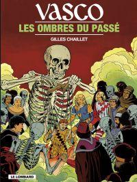 Image de couverture (Vasco - tome 19 - Les Ombres du passé)