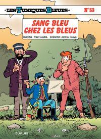 Les Tuniques bleues. Volume 53, Sang bleu chez les bleus