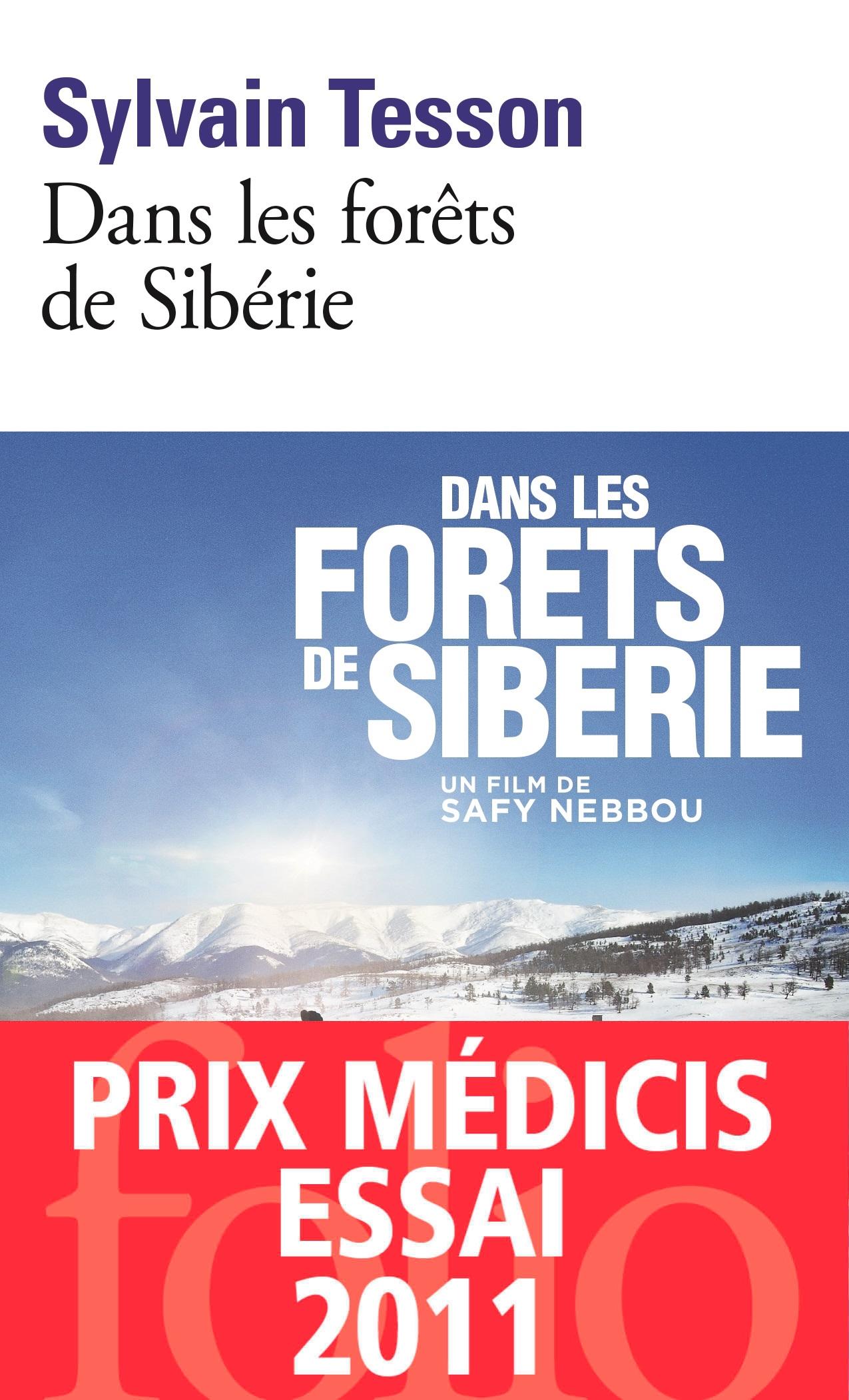 Dans les forêts de Sibérie | Tesson, Sylvain