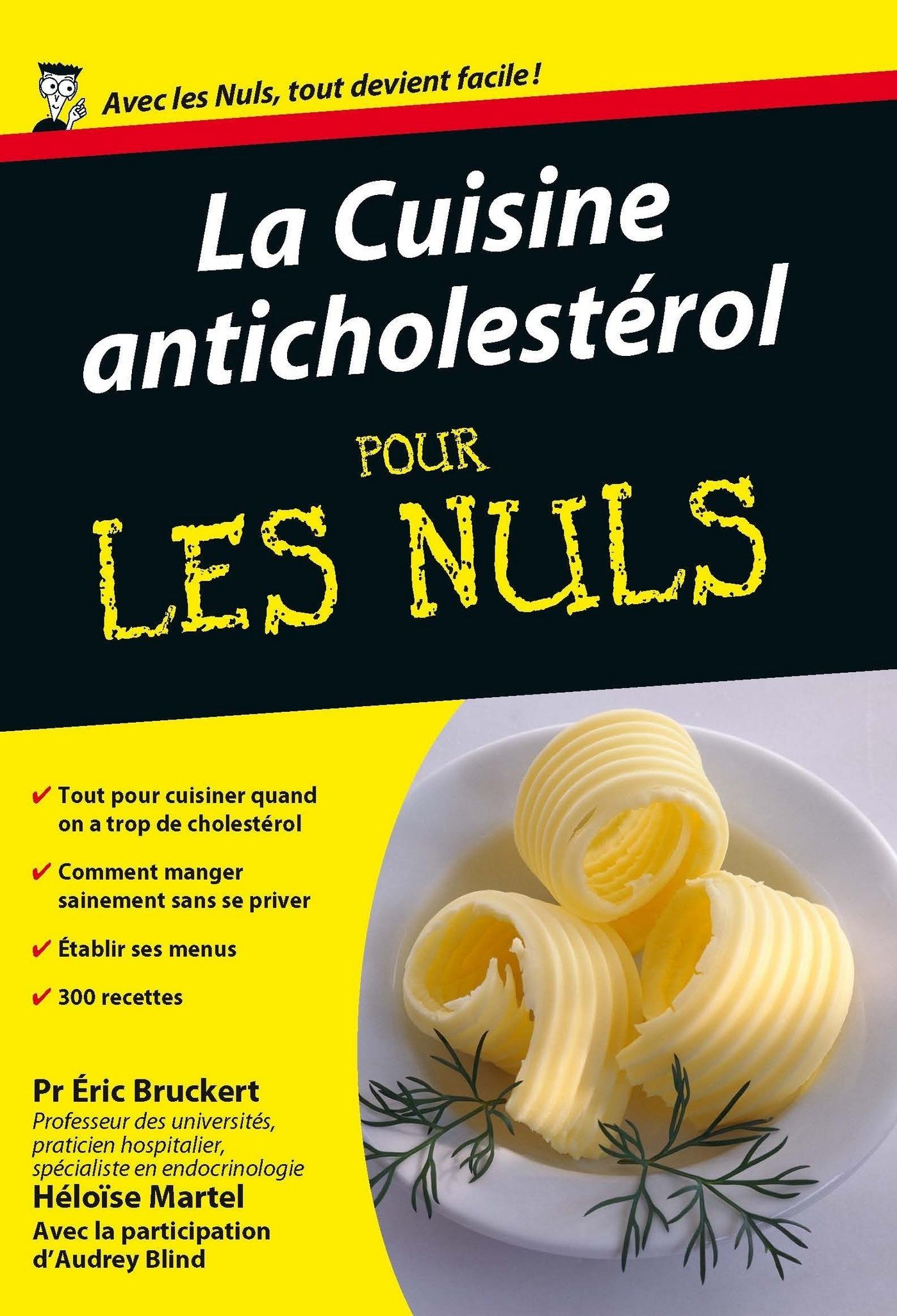 Cuisine anticholestérol Poche Pour les Nuls