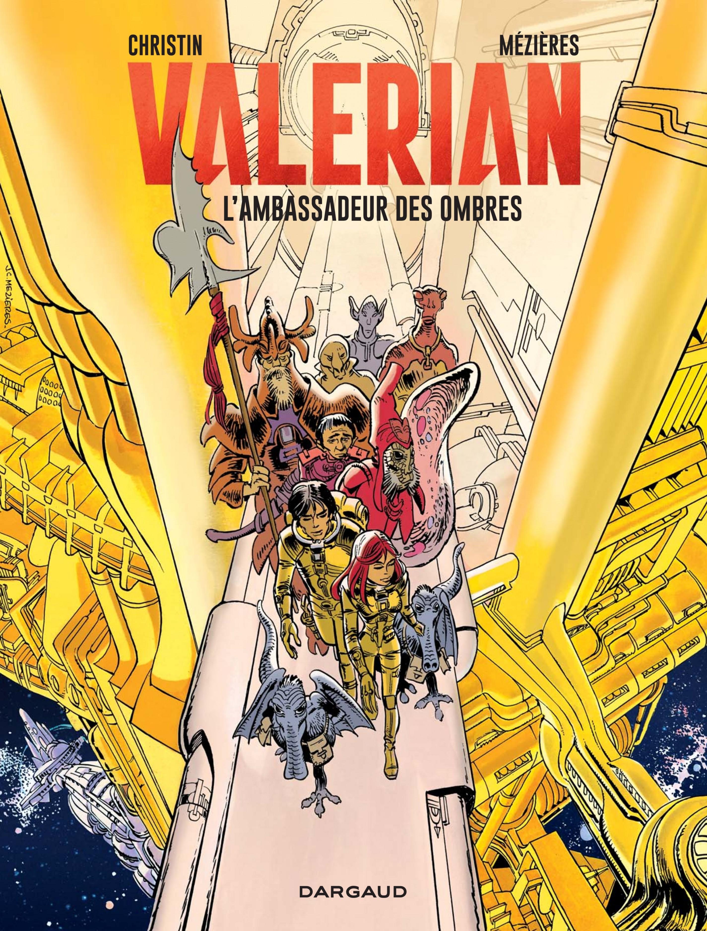 Valérian - Tome 6 - Ambassadeur des ombres - édition spéciale