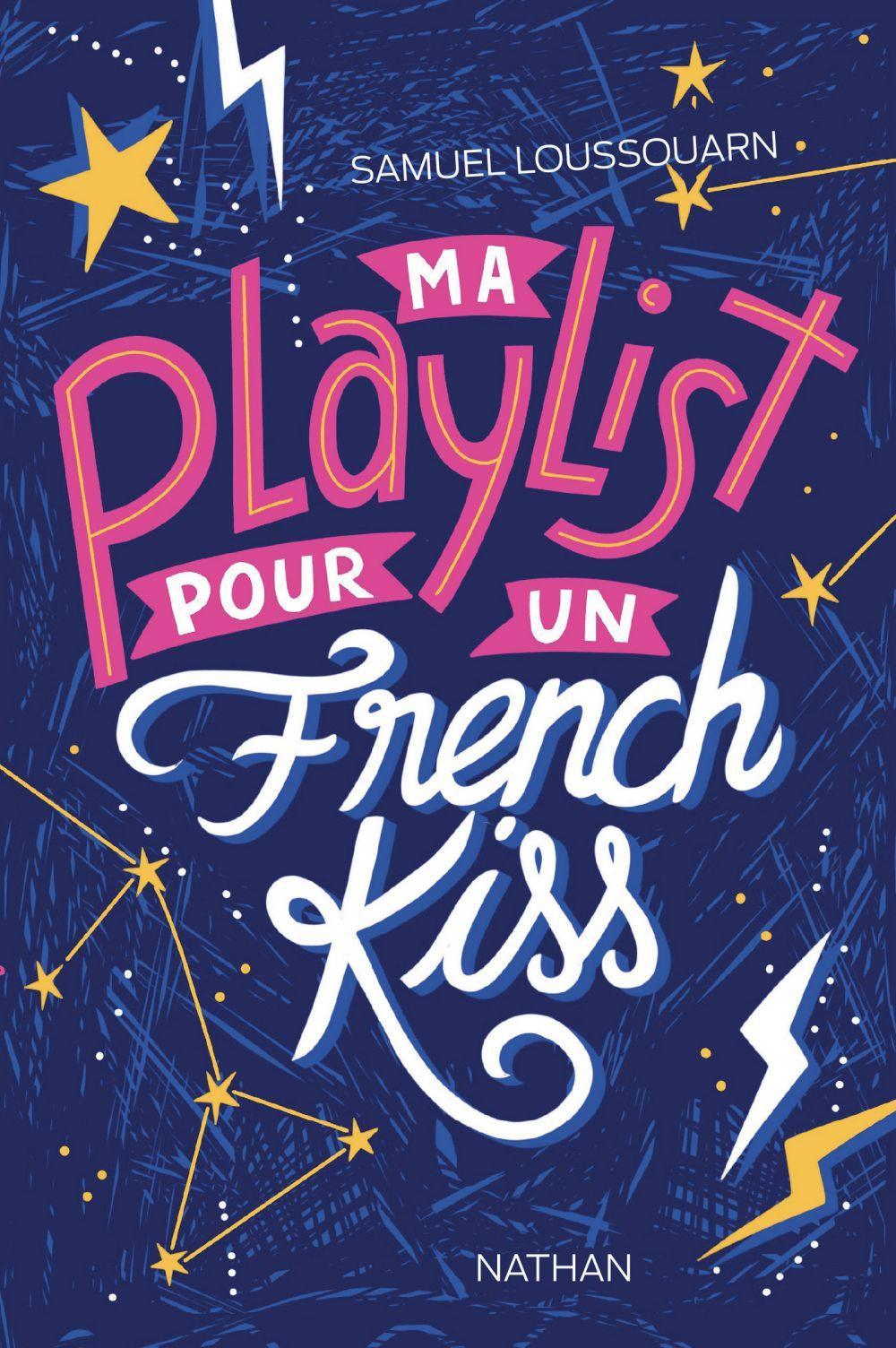 Ma playlist pour un french kiss - Dès 13 ans |