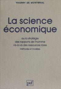 La Science économique ou la...