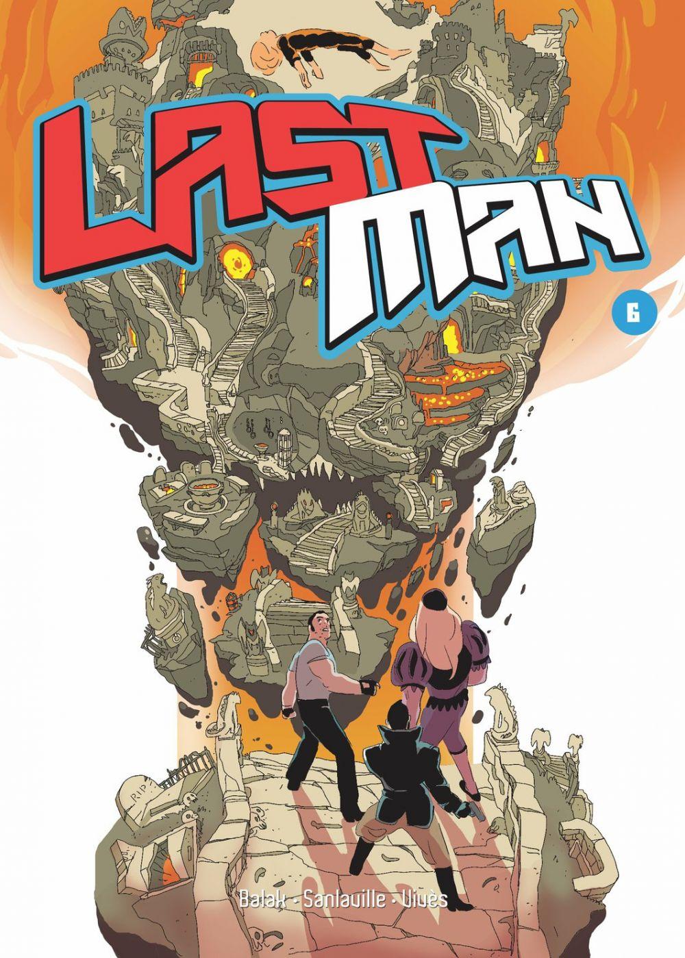 Lastman (Tome 6) |