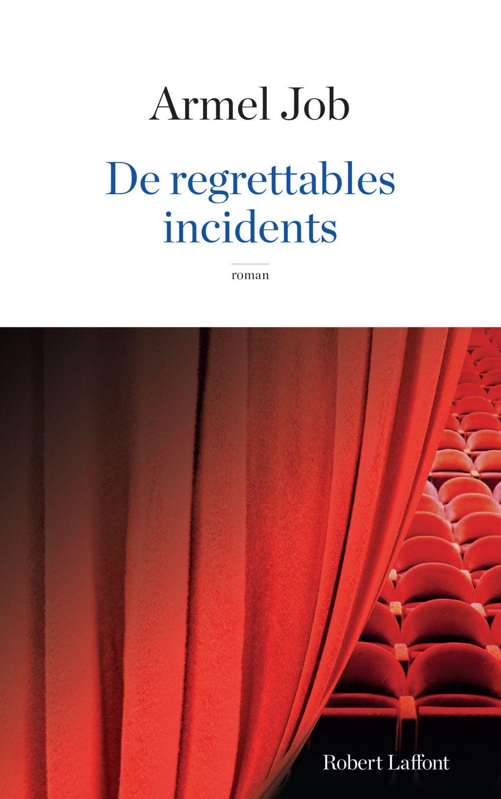 De regrettables incidents | Job, Armel (1948-....). Auteur