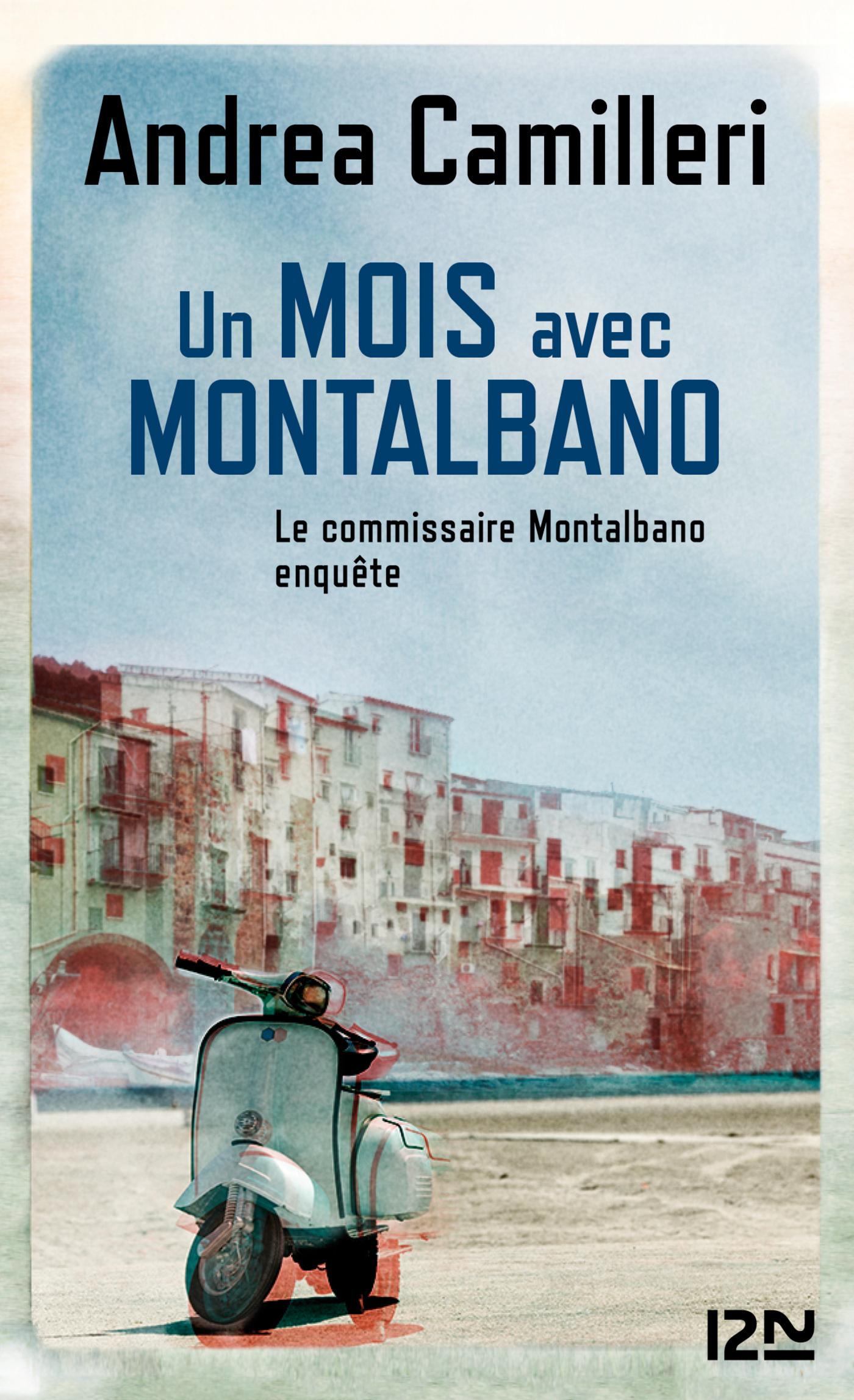 Un mois avec Montalbano | CAMILLERI, Andrea