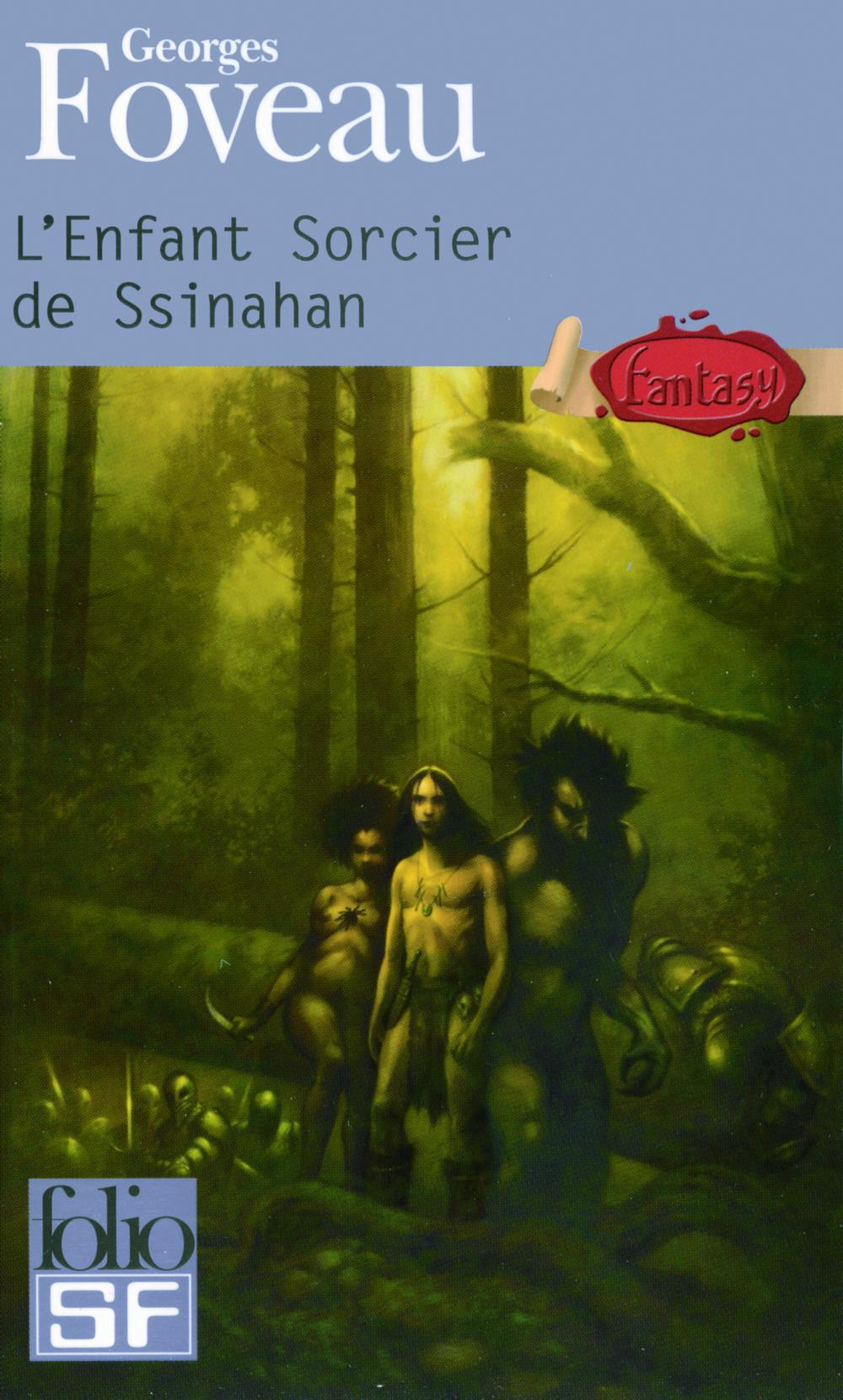L'Enfant sorcier de Ssinahan
