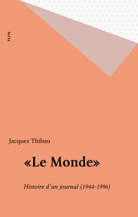 «Le Monde»