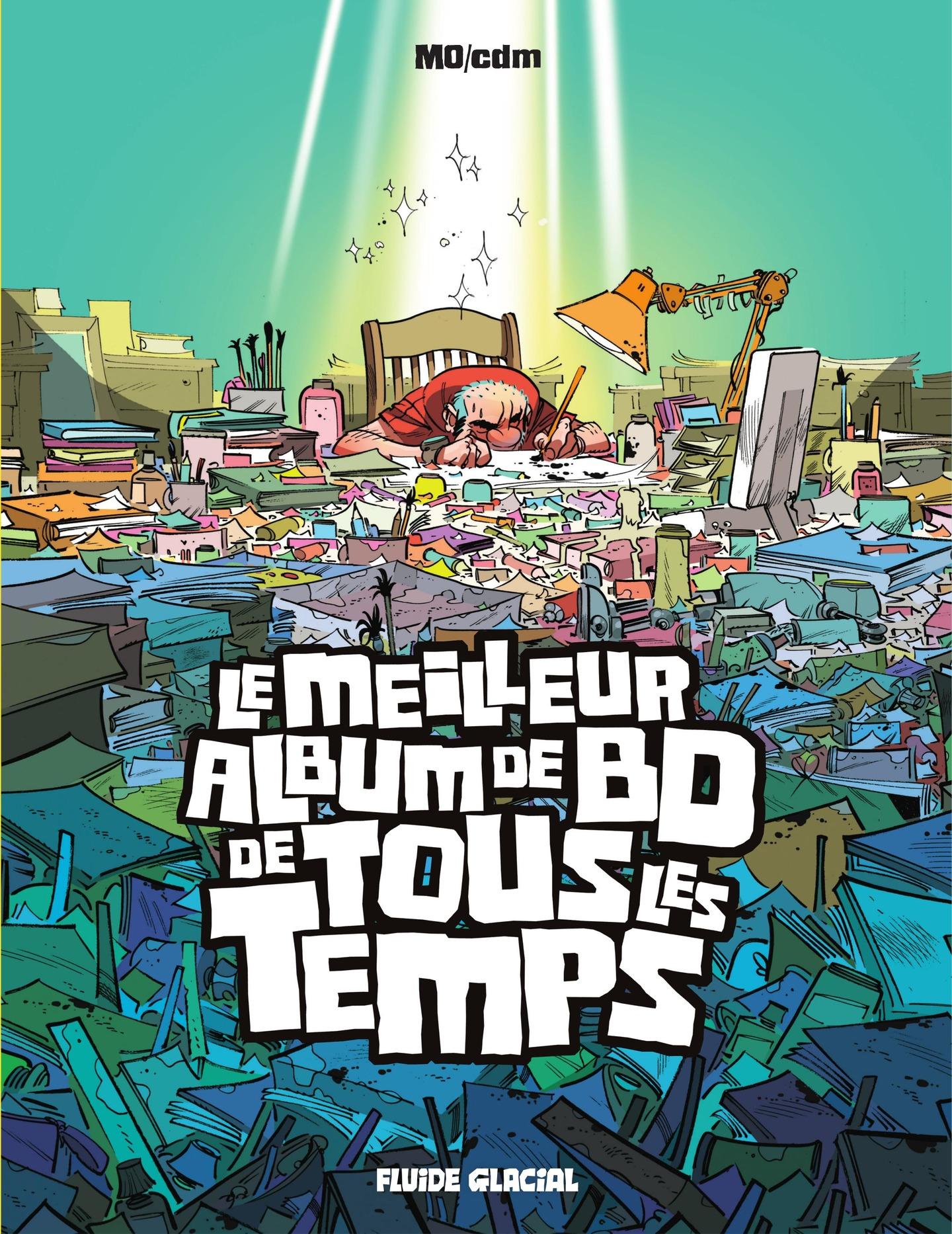 Le meilleur album de BD de tous les temps