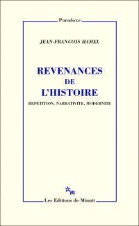 Image de couverture (Revenances de l'histoire. Répétition, narrativité, modernité)