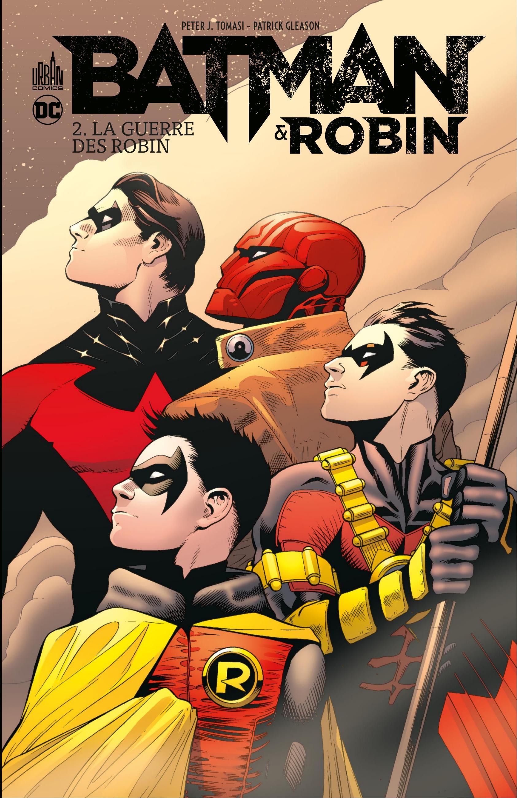 Batman & Robin - Tome 2 - La guerre des Robin