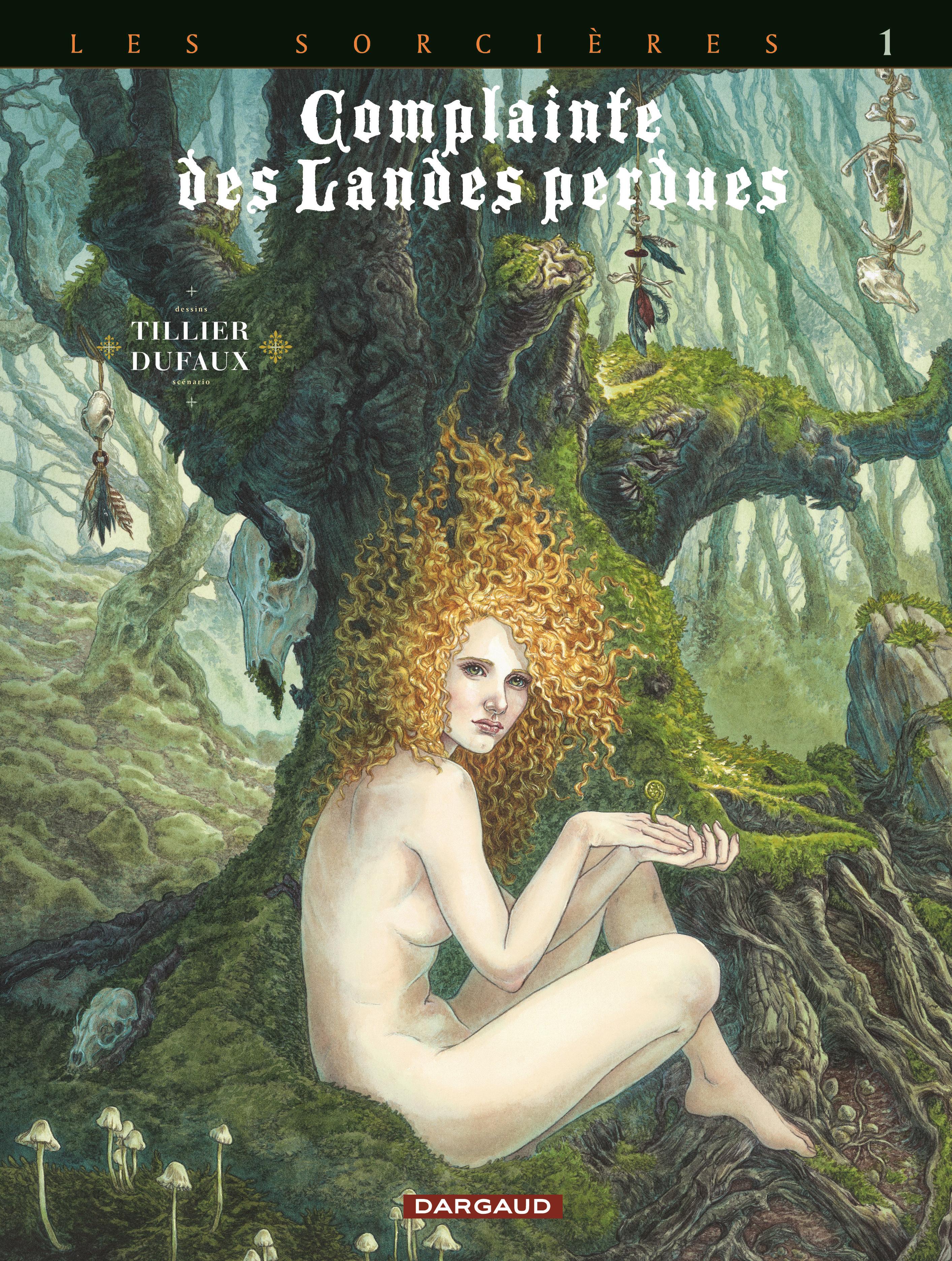 Complainte des landes perdues - Cycle 3 - Tome 1 - Tête noire