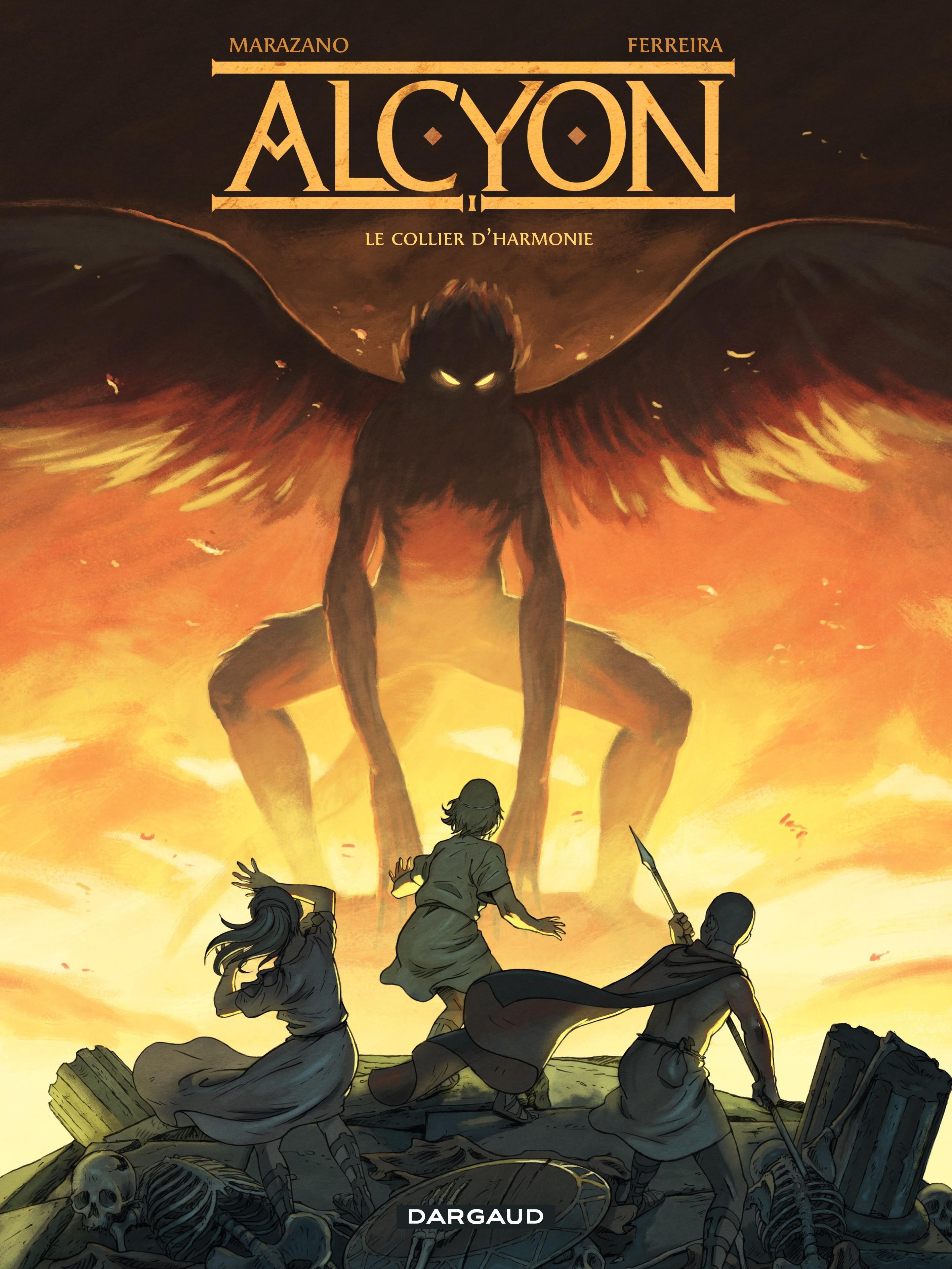 Alcyon - Tome 1 - Le Collier d'Harmonie