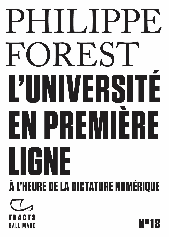 Tracts (N° 18) - L'Université en première ligne