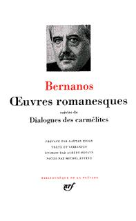 OEuvres romanesques / Dialo...