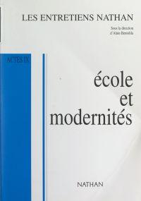 École et modernités