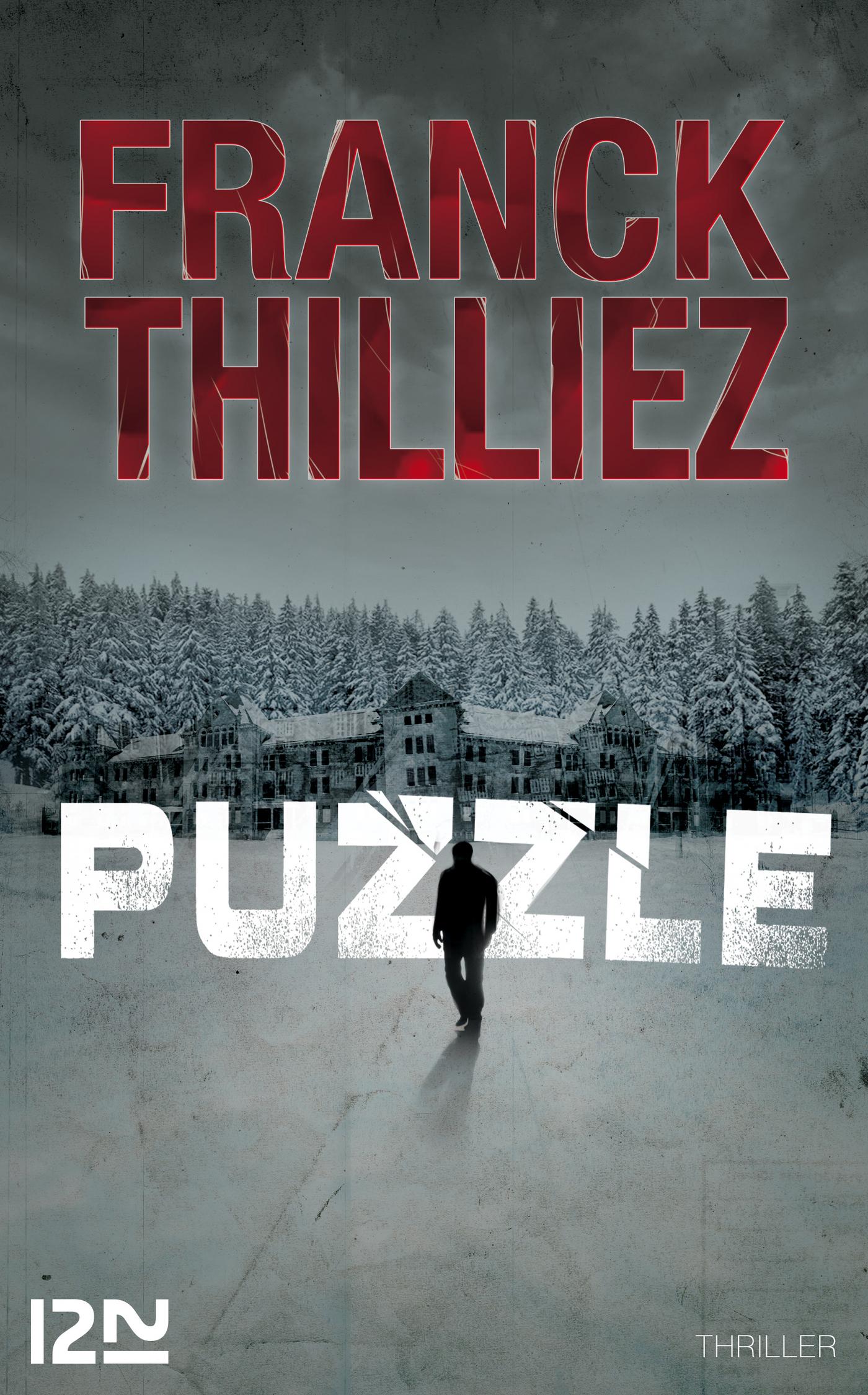Puzzle | THILLIEZ, Franck