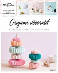 Origami décoratif
