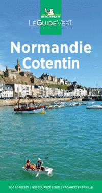 Guide Vert Normandie Cotent...