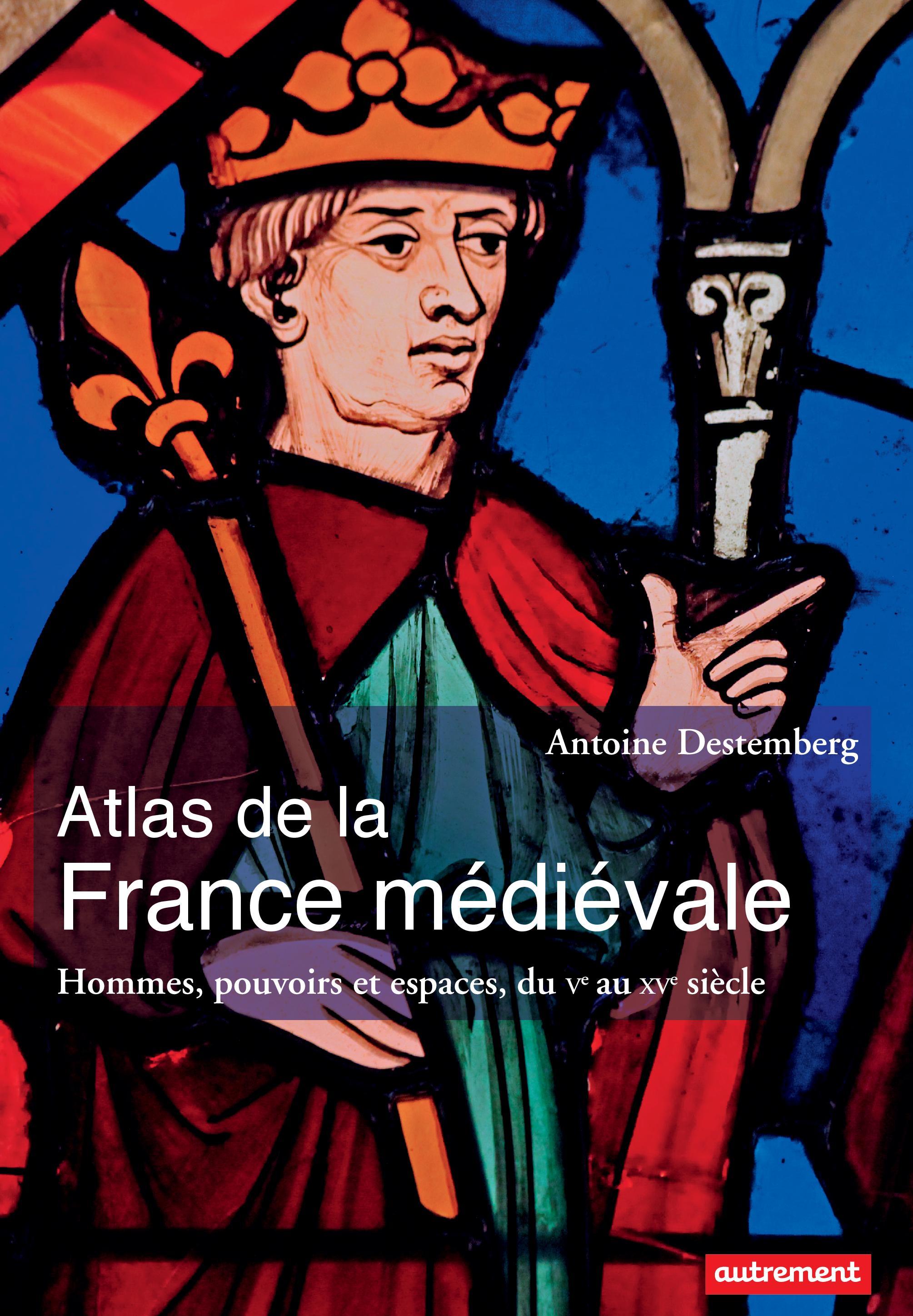 Atlas de la France médiévale