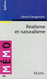 Réalisme et Naturalisme